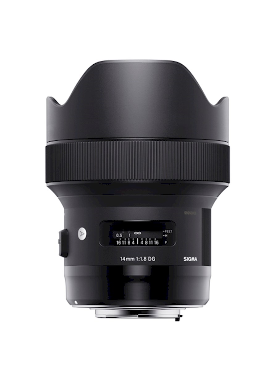 Rent a SIGMA 14mm F1.8  DG HSM | Canon