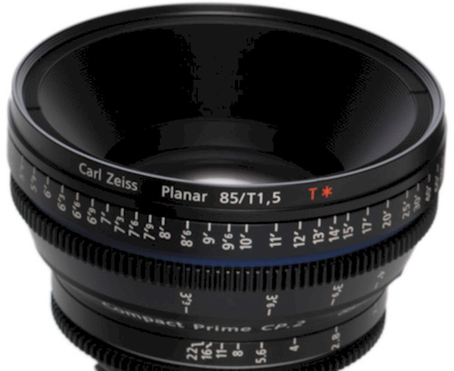 Rent a Zeiss cine prime cp.2 85mm T1.5 super speed EF in Eindhoven from Robbie