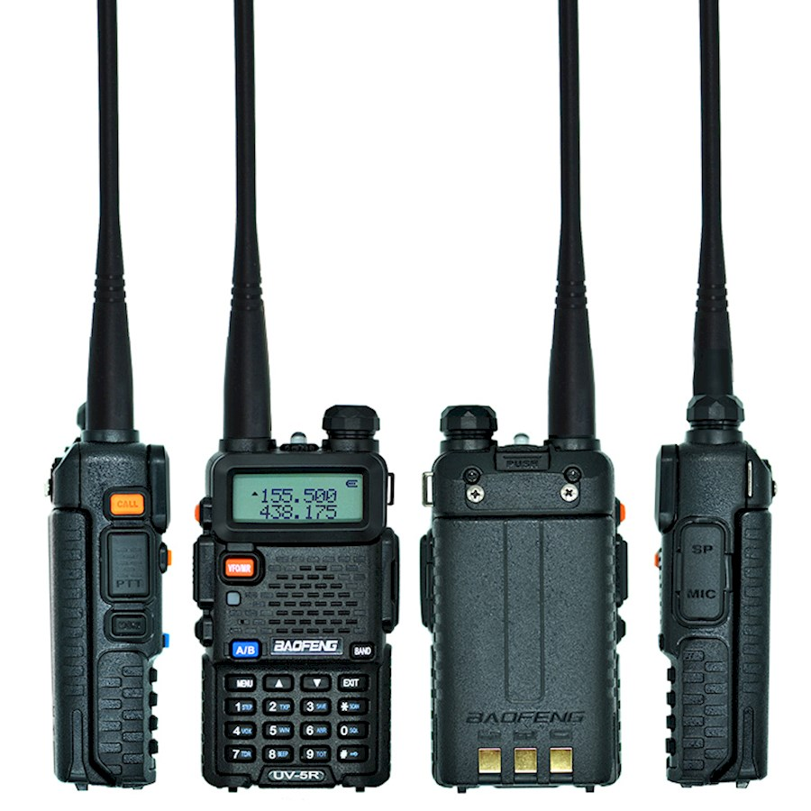Rent Baofeng UV-5R Dualband... from Bas