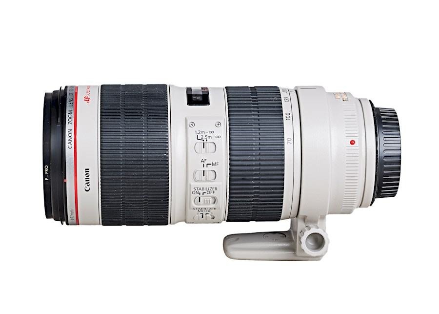 Rent Canon EF 70-200 2.8 L ... from POINT PICTURES