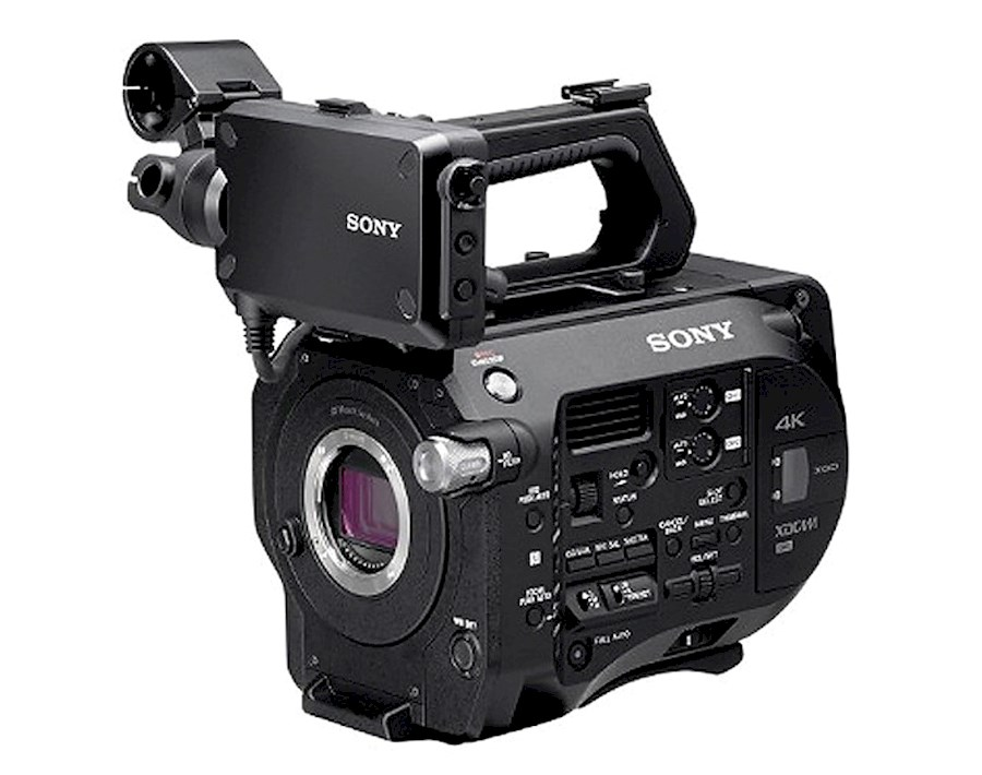 Rent a Sony FS7 Complete set in Rotterdam from Tim