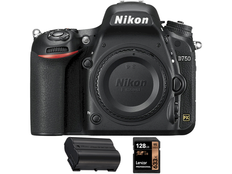 Rent a Nikon D750 Body Full Frame in Zwolle from Wijbrand