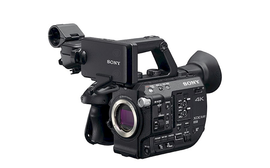 Rent a Sony PXW-FS5 + RAW Upgrade in Utrecht from Guillaume