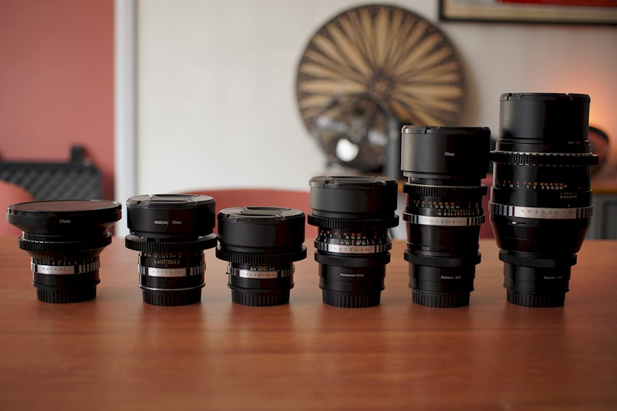 Rent 6-delige Classic ZEISS... from Guillaume