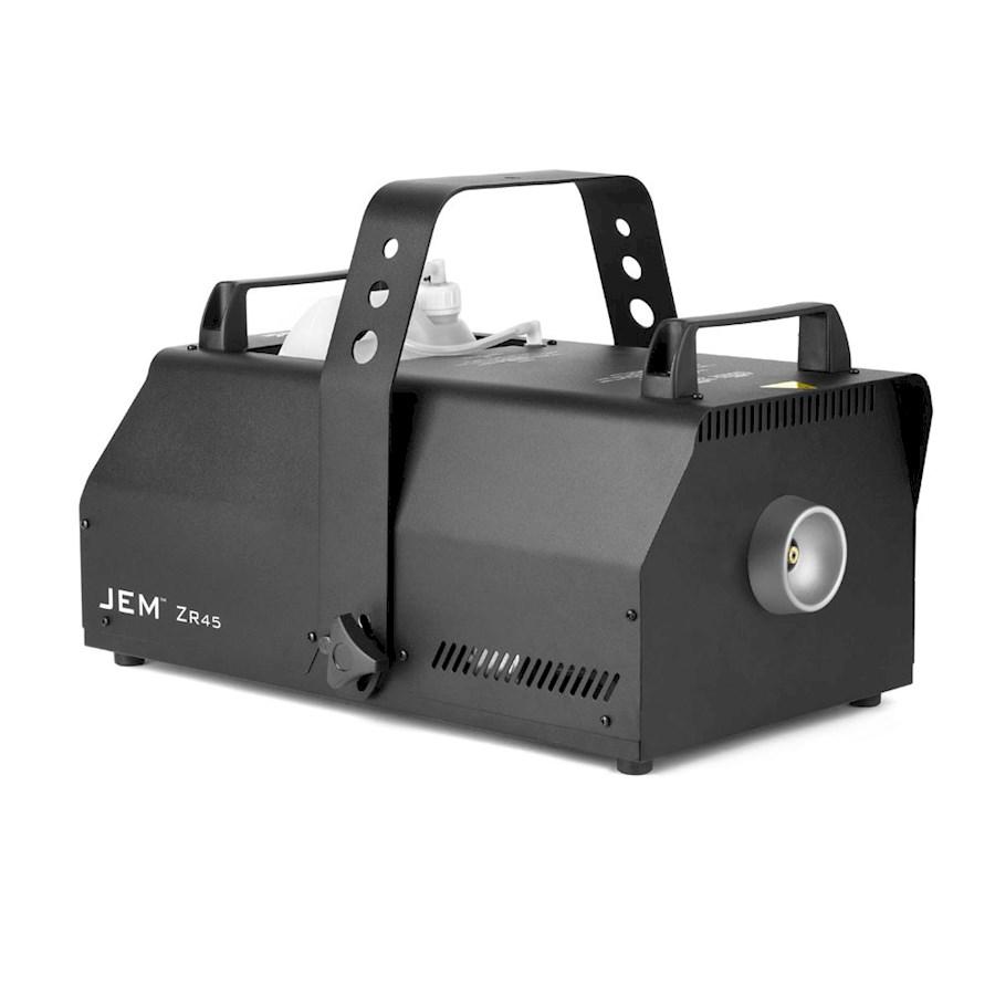 Rent Jem ZR45 Rookmachine from EBBERS LICHT EN GELUID
