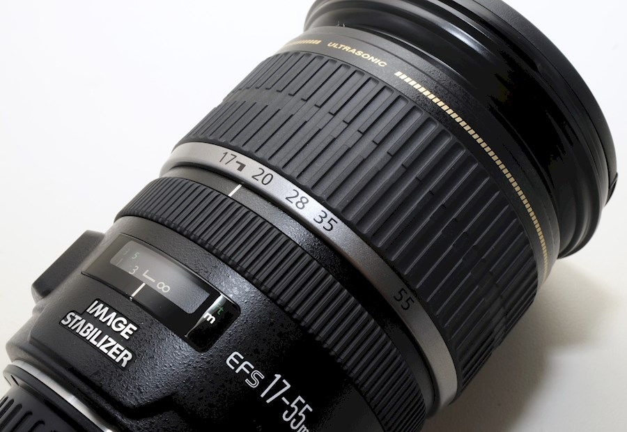 Rent a Canon 17-55mm f2.8 IS