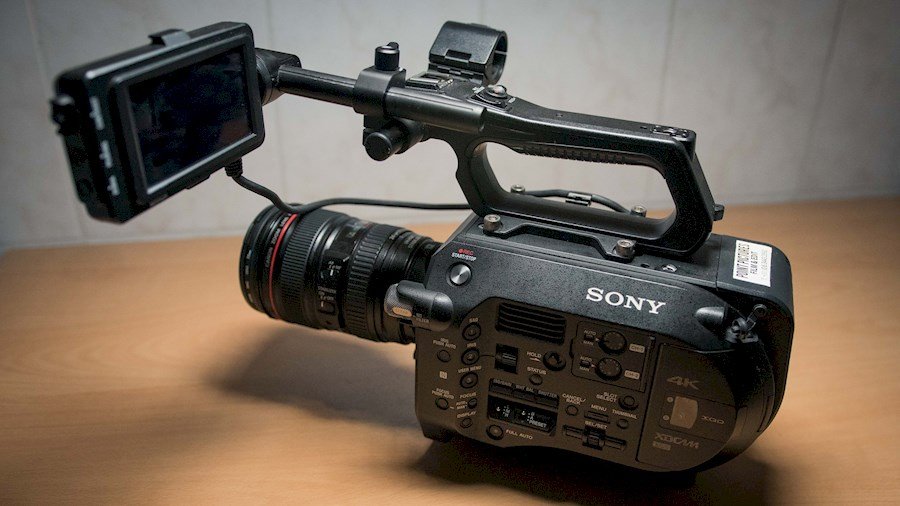 Rent a Sony FS7 + Speedbooster (Metabones) in Rotterdam from POINT PICTURES