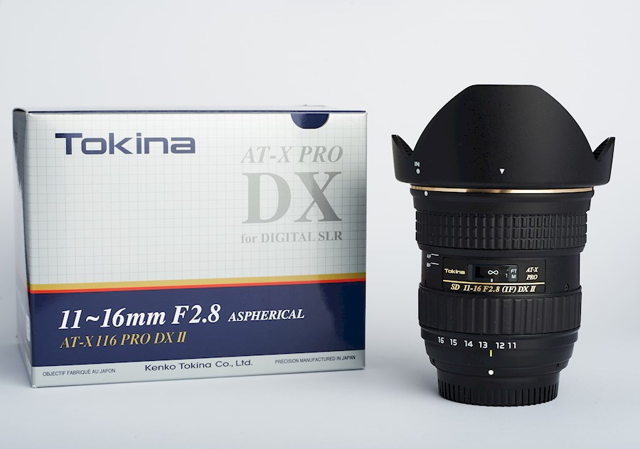 Rent a Tokina 11-16mm f2.8  Nikon in Rotterdam from CALVINO FOTO