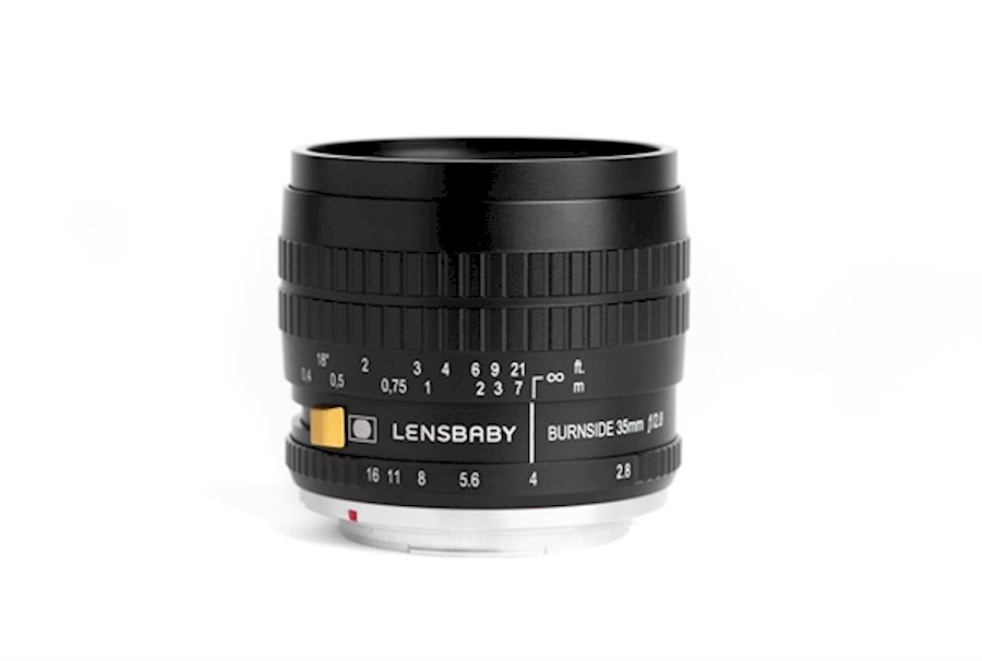 Rent a LENSBABY Burnside 35 mm F2.8 | Canon in Nieuw-Vennep from TRANSCONTINENTA B.V.