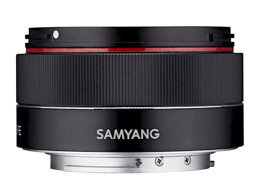 Huur een Samyang AF 35mm F2.8 | SONY E-mount in Nieuw-Vennep van TRANSCONTINENTA B.V.