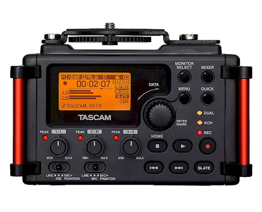 Rent Tascam recorder DR60D ... from Jorg