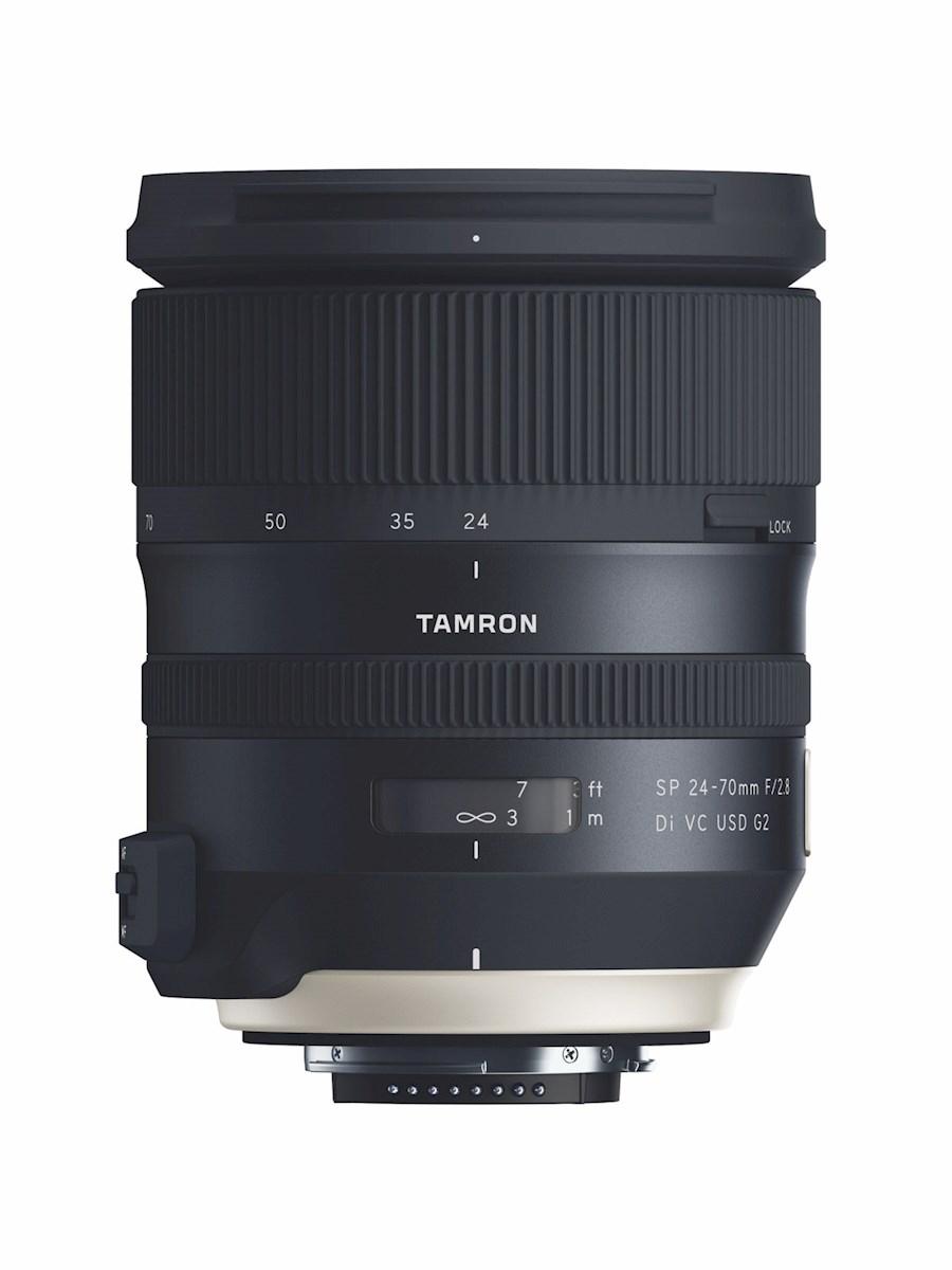 Huur een Tamron SP 24-70 mm F/2.8 Di VC USD G2 | Canon in Nieuw-Vennep van TRANSCONTINENTA B.V.