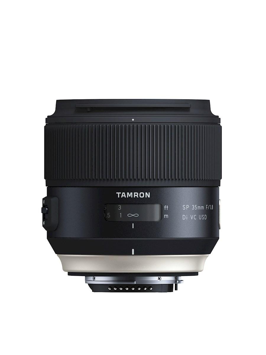 Rent a TAMRON SP 35mm F/1.8 Di VC USD | Nikon