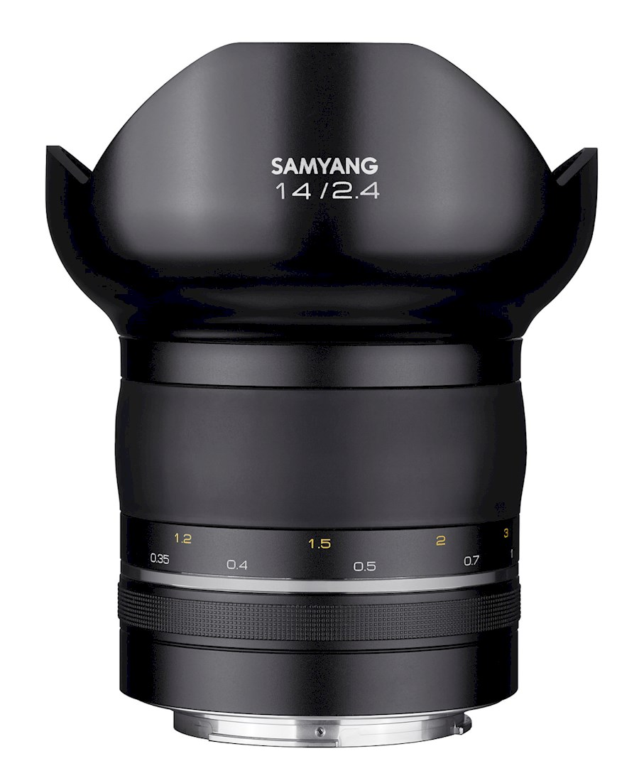 Huur een SAMYANG XP 14 mm F/2.4 | Nikon in Nieuw-Vennep van TRANSCONTINENTA B.V.
