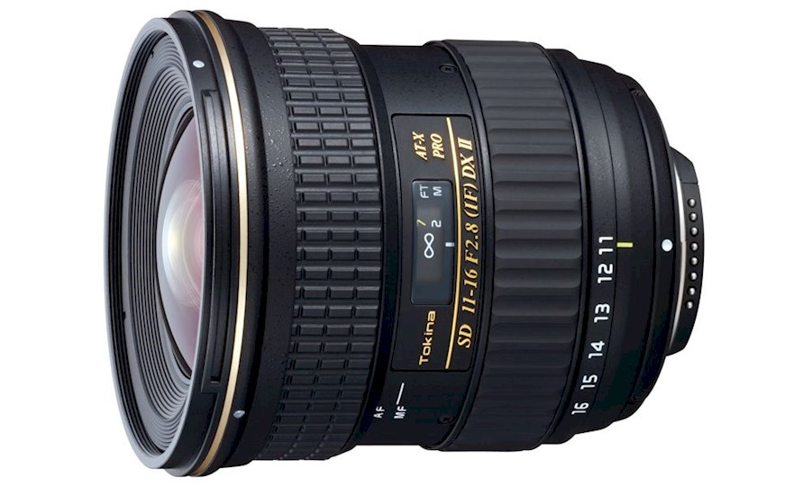 Rent a Tokina 11-16mm ATX PRO f/2.8 lense  (with speed booster turns into f/2.0) in Amsterdam from Guy