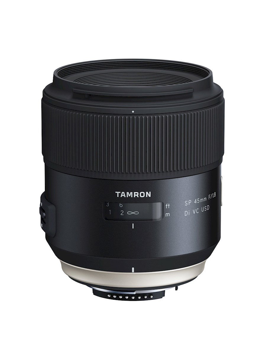 Rent a TAMRON SP 45mm F/1.8 Di VC USD | Canon in Nieuw-Vennep from TRANSCONTINENTA B.V.