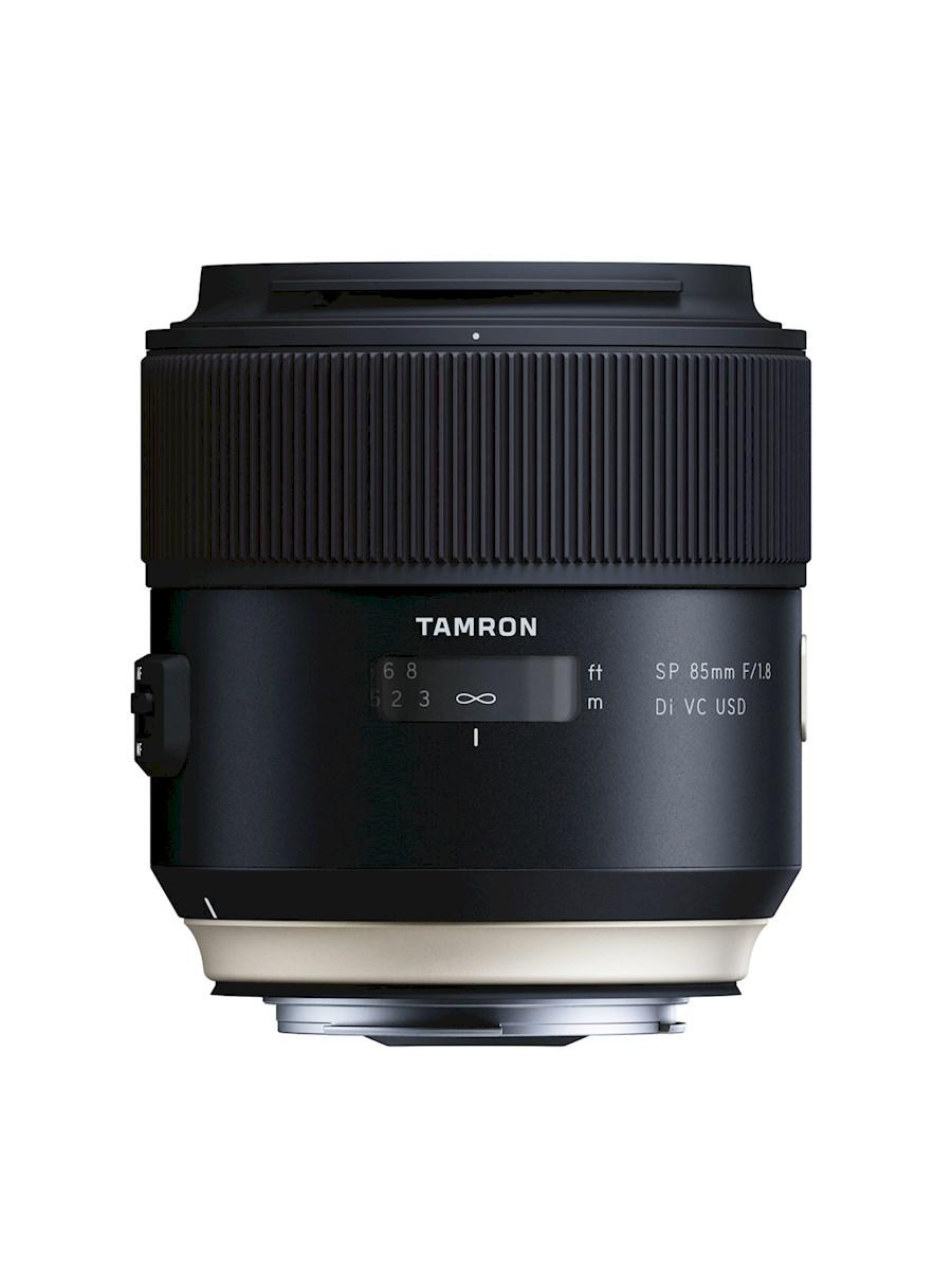 Huur een TAMRON SP 85mm F/1.8 Di VC USD | Canon in Nieuw-Vennep van TRANSCONTINENTA B.V.