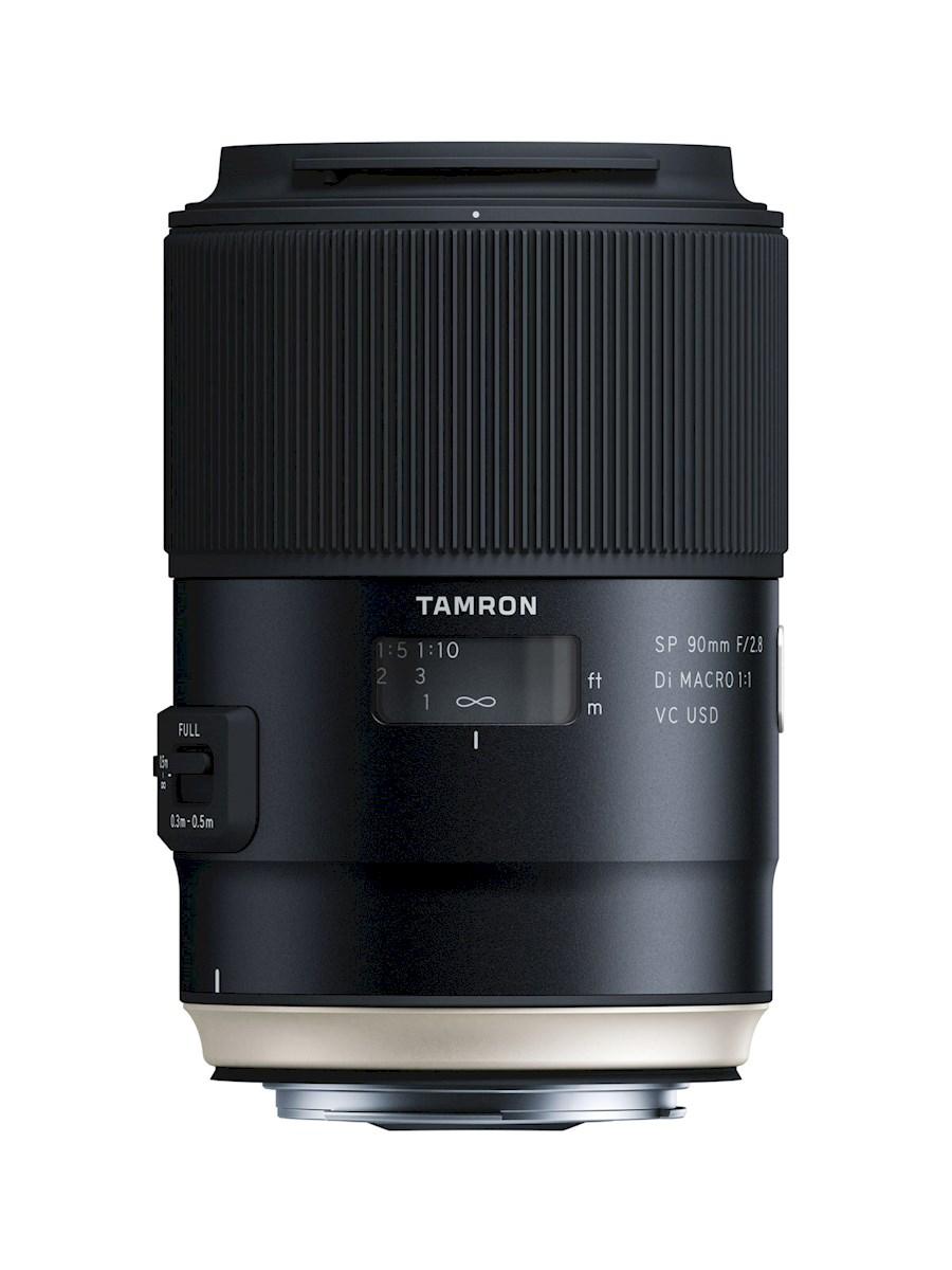 Huur een TAMRON SP 90mm F/2.8 Di MACRO 1:1 VC USD | Canon in Nieuw-Vennep van TRANSCONTINENTA B.V.