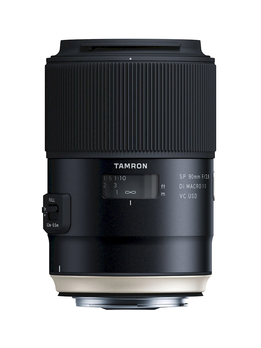 Rent a TAMRON SP 90mm F/2.8 Di MACRO 1:1 VC USD | Nikon in Nieuw-Vennep