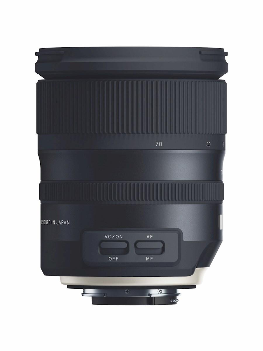 Huur een Tamron SP 24-70 mm F/2.8 Di VC USD G2 | Nikon in Nieuw-Vennep van TRANSCONTINENTA B.V.
