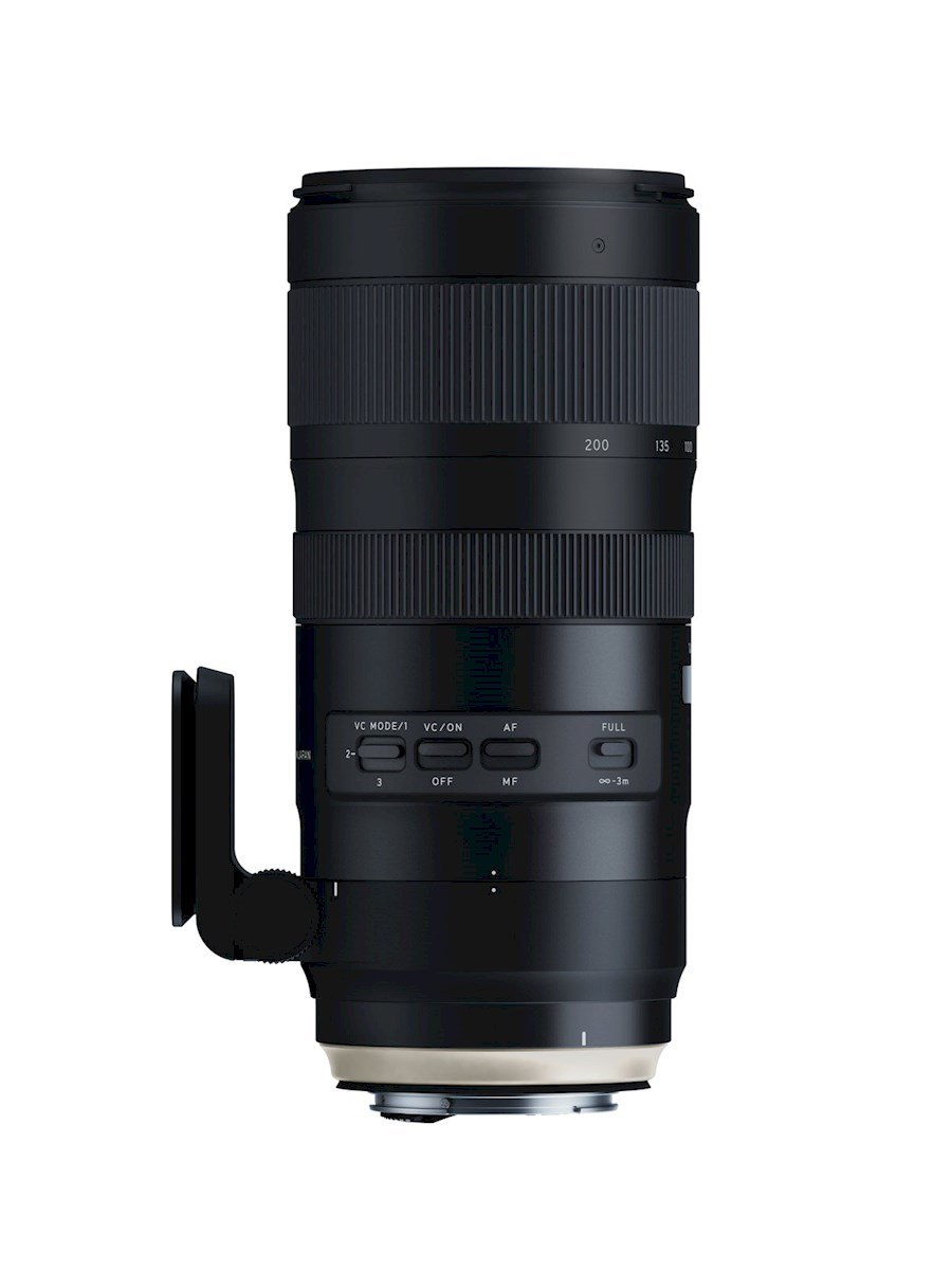Rent a TAMRON SP 70-200mm F/2.8 Di VC USD G2 | Nikon in Nieuw-Vennep