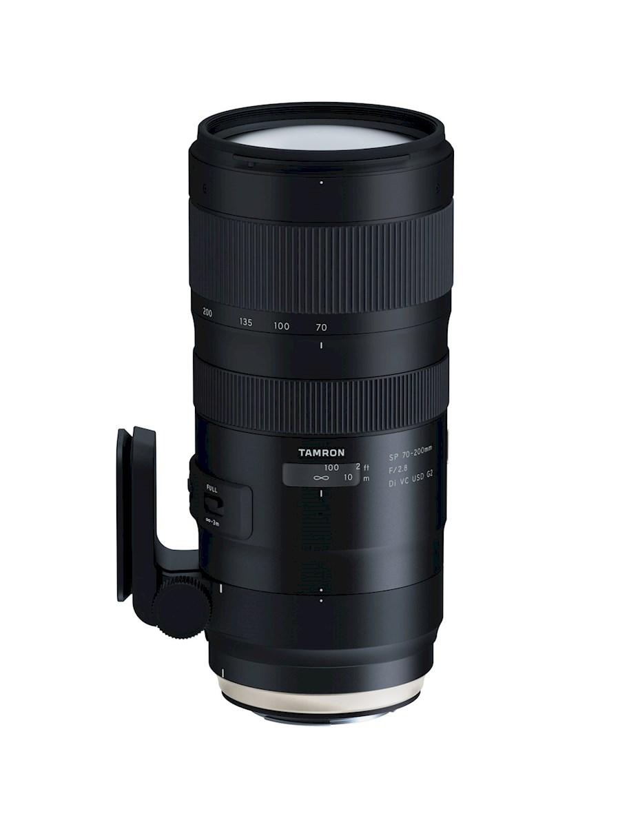 Rent a TAMRON SP70-200mm F/2.8 Di VC USD G2   Nikon