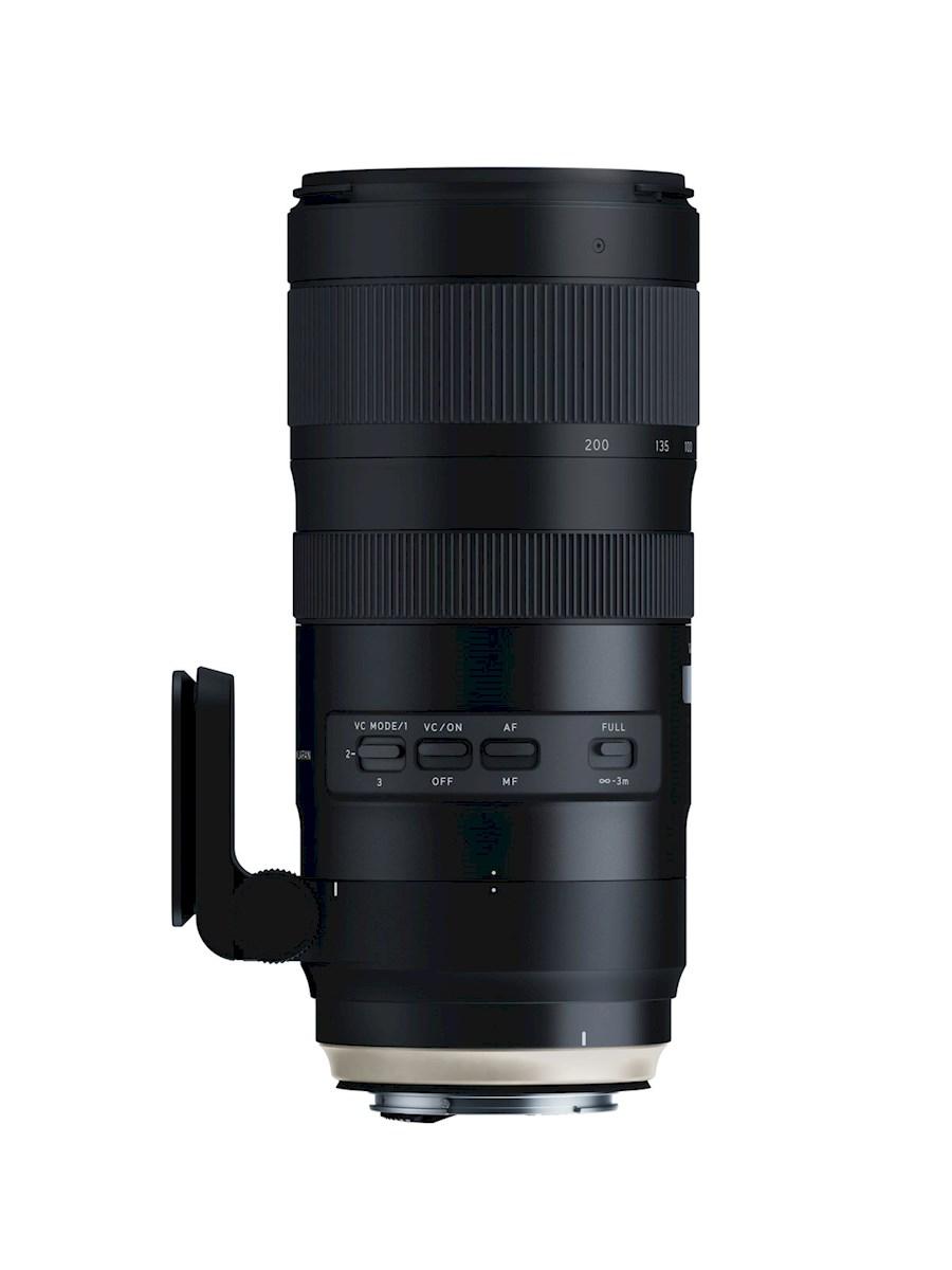 Huur een TAMRON SP70-200mm F/2.8 Di VC USD G2 | Canon in Nieuw-Vennep van TRANSCONTINENTA B.V.