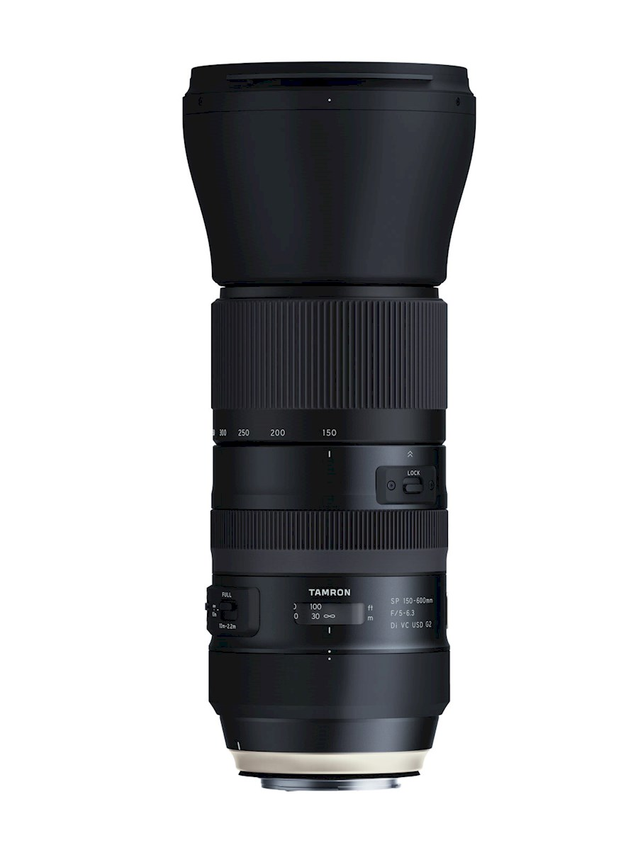 Rent a TAMRON SP 150-600mm F/5-6.3 Di VC USD G2 | Canon in Nieuw-Vennep from TRANSCONTINENTA B.V.