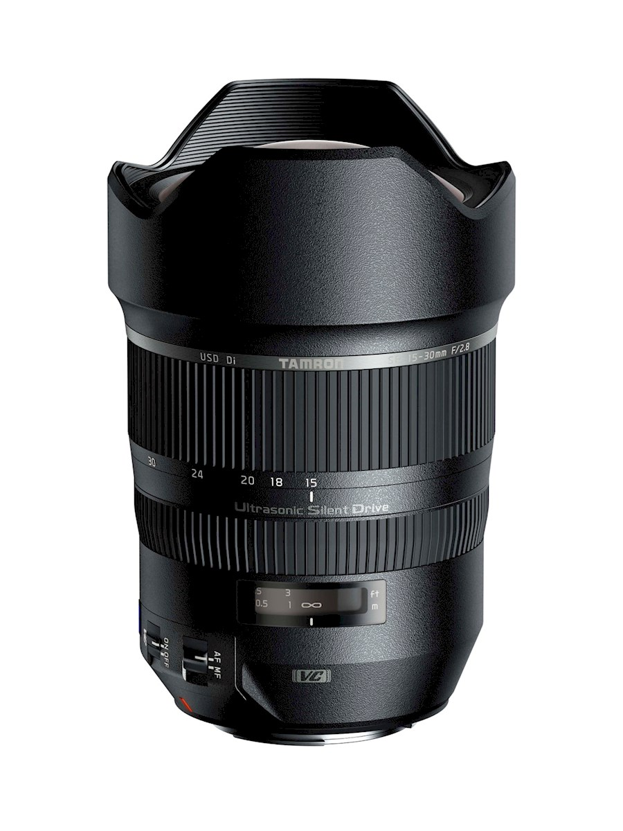 Rent a TAMRON SP 15-30 mm F/2.8 Di VC USD | Sony-A mount in Nieuw-Vennep from TRANSCONTINENTA B.V.