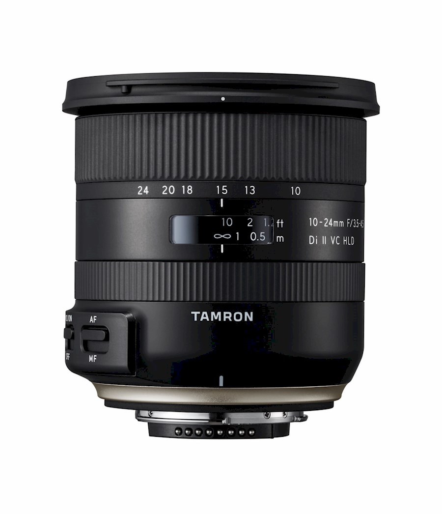 Rent a TAMRON 10-24 mm F/3.5-4.5 Di II VC HLD | Nikon in Nieuw-Vennep from TRANSCONTINENTA B.V.