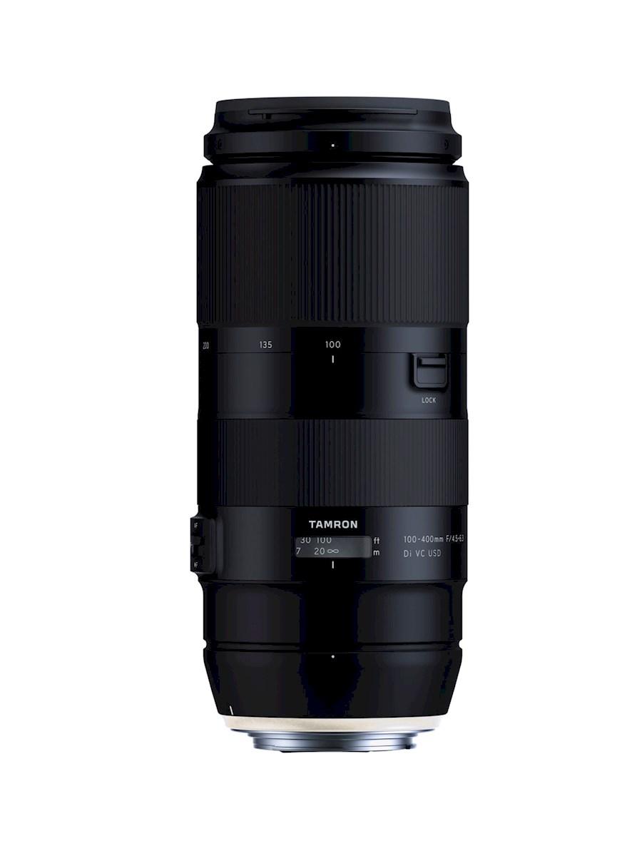 Huur een TAMRON 100-400 MM F/4.5-6.3 Di VC USD  | Canon in Nieuw-Vennep van TRANSCONTINENTA B.V.