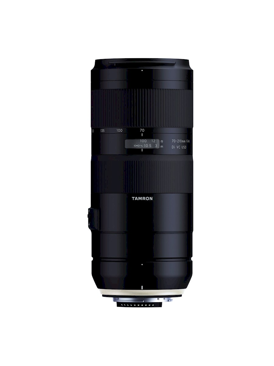 Huur een TAMRON 70-210 mm F/4.0 Di VC USD | Canon in Nieuw-Vennep van TRANSCONTINENTA B.V.