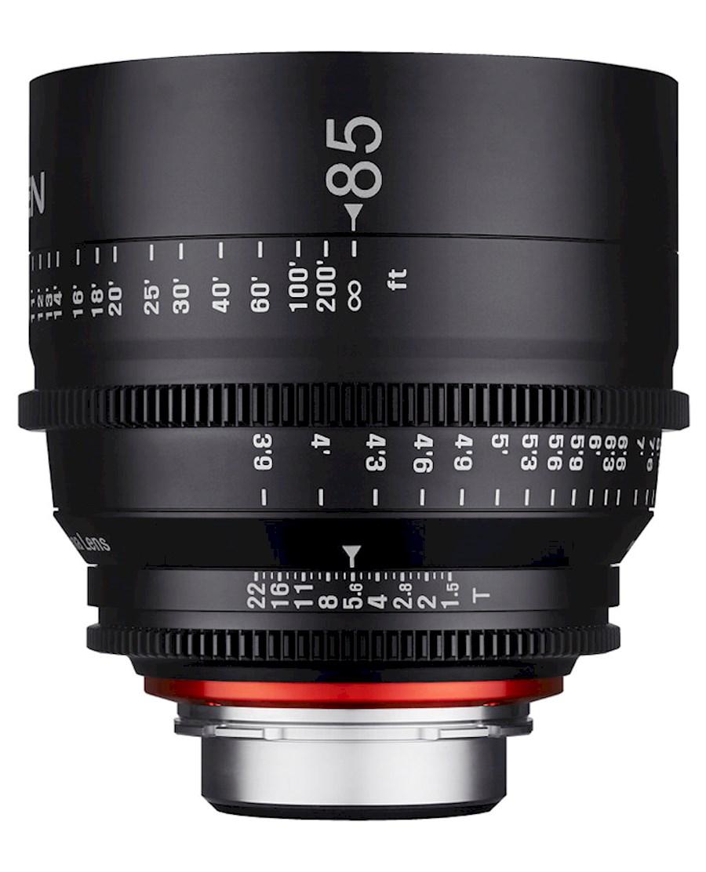 Huur een XEEN 85 mm T1.5 FF Cine | Canon EF in Nieuw-Vennep van TRANSCONTINENTA B.V.