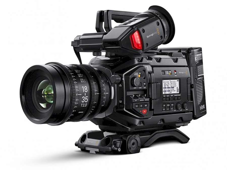 Rent a Blackmagic Design Ursa Mini Pro 4.6k in Utrecht, West from Gerwin