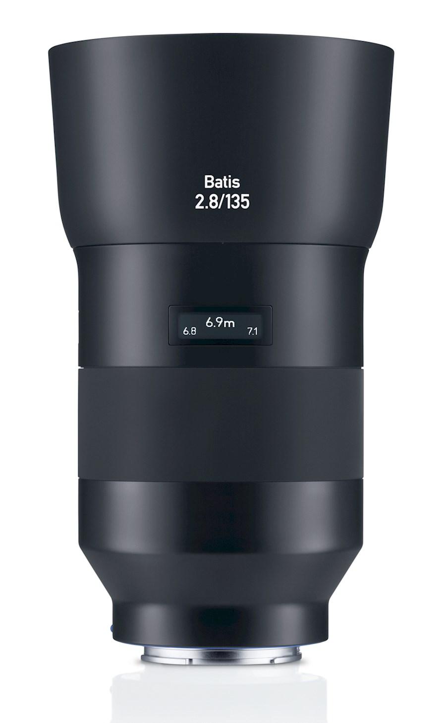 Huur een ZEISS Batis 135 mm F2.8 | Sony E-mount in Nieuw-Vennep van TRANSCONTINENTA B.V.