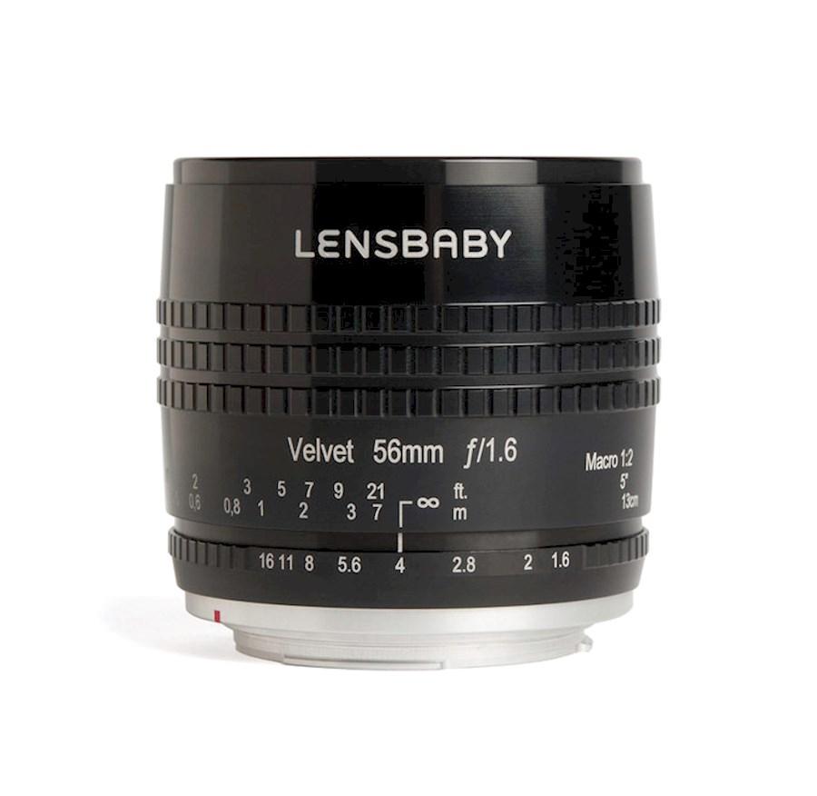 Rent a LENSBABY Velvet 56 F1.6 | Canon in Nieuw-Vennep from TRANSCONTINENTA B.V.