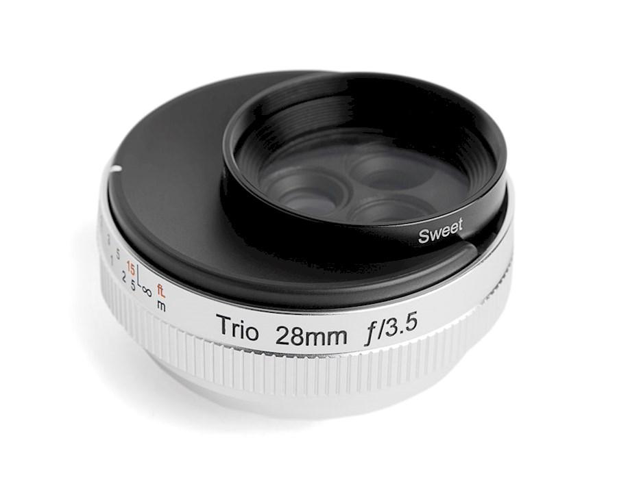 Huur een Lensbaby Trio 28 mm F3.5 | Micro 4/3 in Nieuw-Vennep van TRANSCONTINENTA B.V.