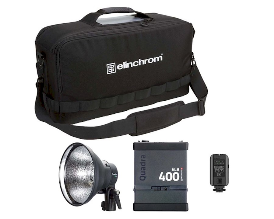 Rent a Elinchrom ELB 400 set in MIDDELBURG from Mark