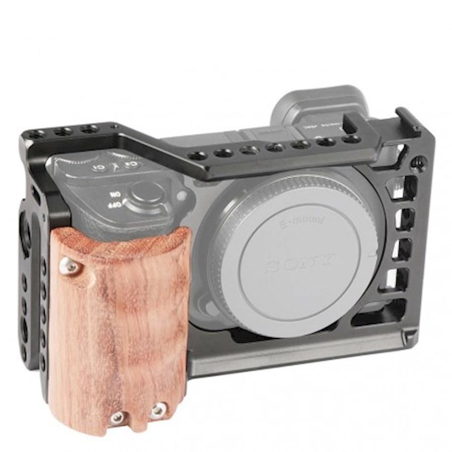 Rent a Sony A6500 4K met smallrig cage en NATO handle + 64GB U3 SD in Eindhoven from EXVERSA