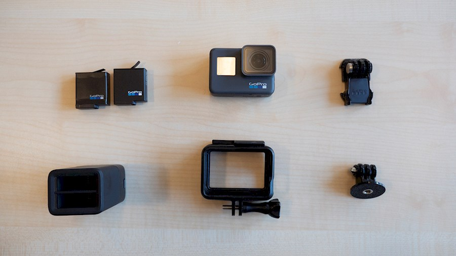 Rent a GoPro Hero 6 Black