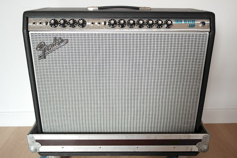 Rent Fender '68 Twin Reverb from Roel
