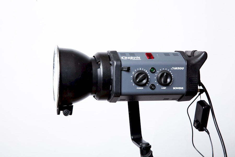 Rent a Bowens Gemini studioflitsers in Amsterdam from RISKE DE VRIES