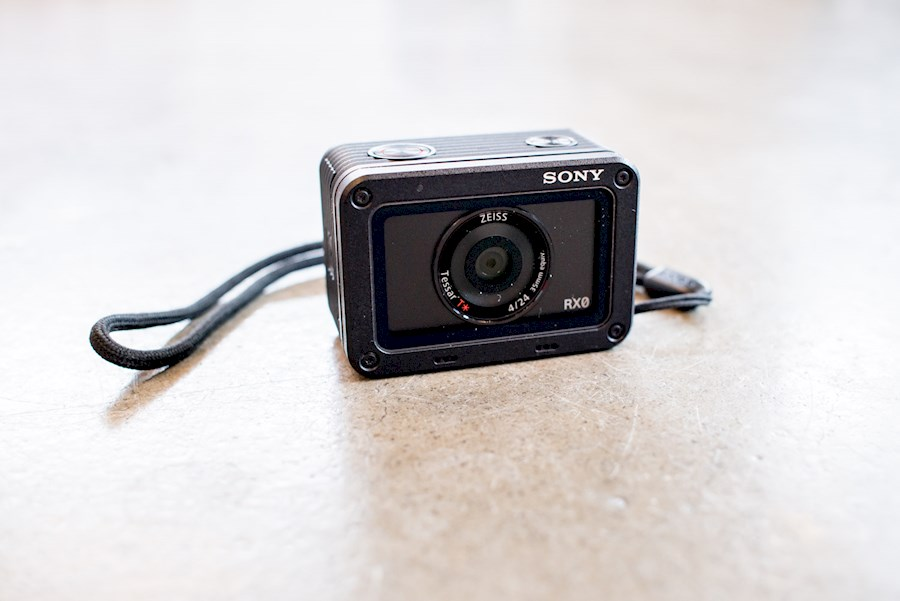 Rent a Sony RX0 in Amsterdam from RISKE DE VRIES