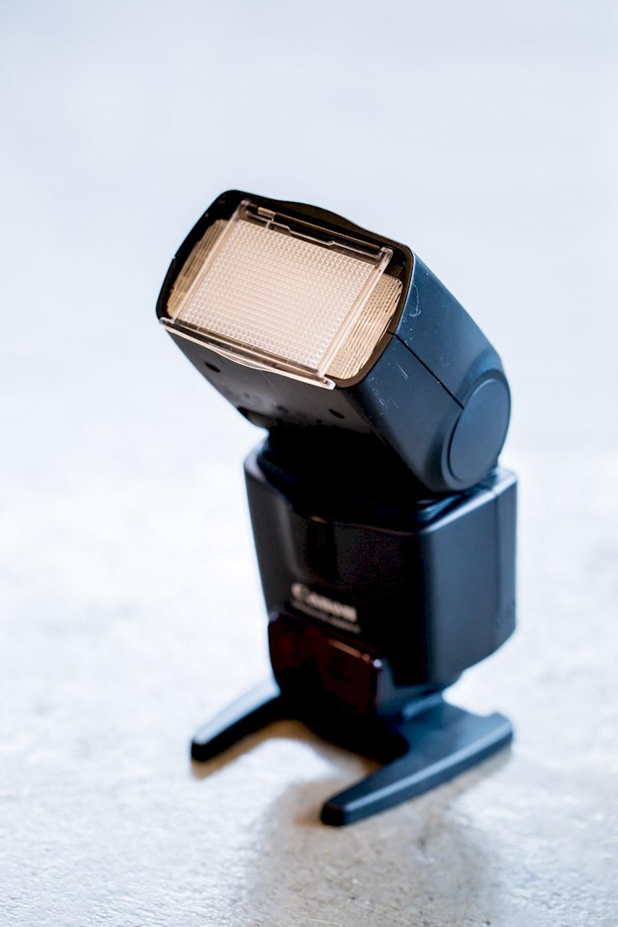 Rent a Canon Speedlite 430 EX2 flitser in Amsterdam from RISKE DE VRIES