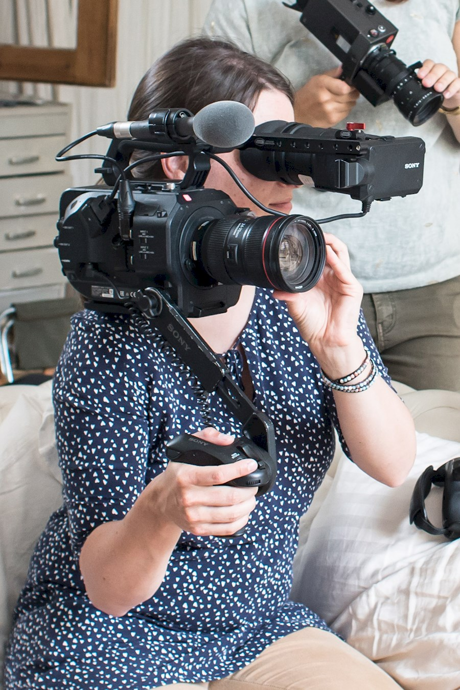 Rent a Sony FS7 in Amsterdam from RISKE DE VRIES