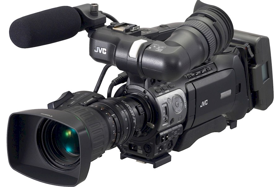 Rent a Jvc gy hd 750e videocamera in Tubbergen from Ronnie