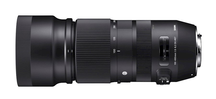 Rent a SIGMA 100-400mm F5-6.3 DG OS HSM | Contemporary Canon