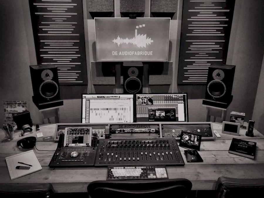 Huur Audio Post Studio van JOEYBUDDENBERG.COM