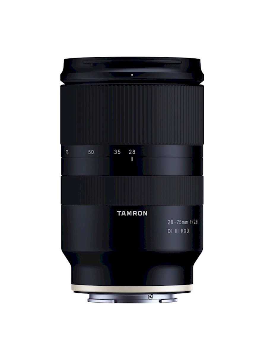 Rent a TAMRON 28-75mm F/2.8 Di III  RXD | Sony-E Mount in Nieuw-Vennep from TRANSCONTINENTA B.V.