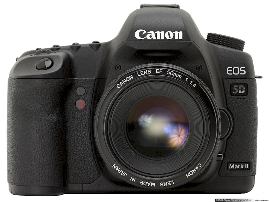 Rent a Canon 5D Mark II in Hilversum from Kick